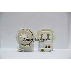 Насос COPRECI для посудомоечной машины Whirlpool Beko, 3 защелки, фишка