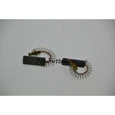 Щетки для Эл.Двигателя 5х12,4х36 SANDWICH technology (комп. 2шт) с пружиной и клеммой (BOSCH)