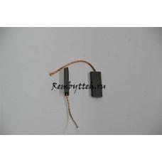 Щетки для Эл.Двигателя 5х12,5х32 SANDWICH technology ( комп 2 шт) провод от центра