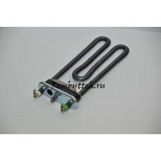 ТЭН Thermowatt 1700W, короткий L-175mm/прямой/с отверстием/пластик бак ИТАЛИЯ