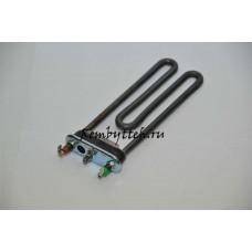 ТЭН 1800W, средний L-195mm/прямой/с отверстием/пластик бак (255096) В/З 3406112